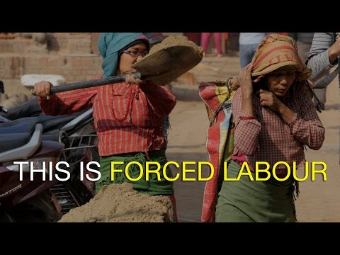 This is Forced Labour