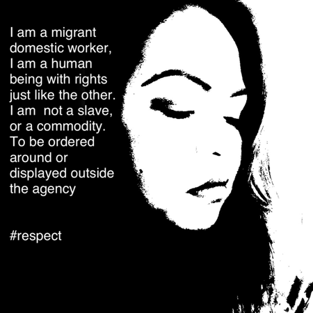 Respect poem