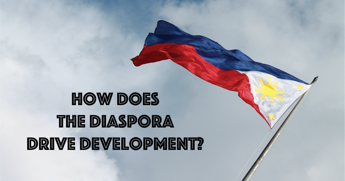 Engaging the Filipino Diaspora